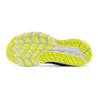 Saucony索康尼 OMNI全擎ISO 稳定支撑男跑步鞋透气运动鞋S20442 深蓝/蓝色/黑色 42.5