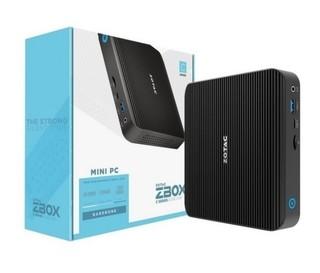 ZOTAC 索泰 ZBOX edge CI341 迷你电脑主机 赛扬N4100 8GB+512GB SSD