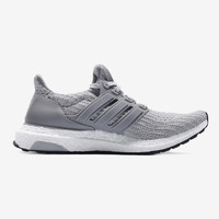 adidas 阿迪达斯 Ultra BOOST 4.0 女子跑步鞋 BB6150 灰白 36