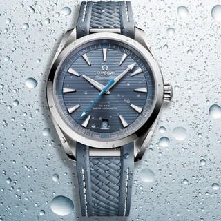 OMEGA 欧米茄 海马系列 Aqua Terra 220.12.41.21.03.002 男士机械腕表
