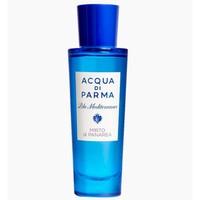Acqua Di Parma 彭玛之源 CQUA DI PARMA 帕尔玛之水 蓝色地中海 桃金娘加州桂 中性淡香水 30ml