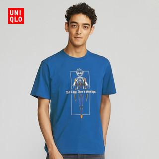 Uniqlo 优衣库 新世纪福音战士EVA 428164 男士印花T恤