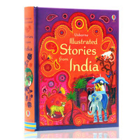 Illustrated Stories from India 进口故事书