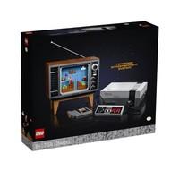 LEGO 乐高 马里奥系列 71374 任天堂NES游戏机