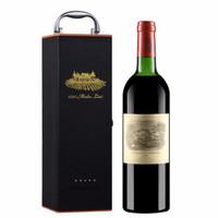 拉菲罗斯柴尔德 法国进口红酒 1855列级酒庄 干红葡萄酒 拉菲古堡 750ml 大拉菲|正牌 1982年 RP:97+分