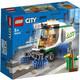 百亿补贴:LEGO 乐高 城市系列 60249 清扫车 62元包邮