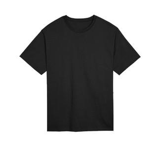 DAPU 大朴 AE2F01001 情侣款夏季纯棉短袖