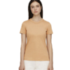 UNIQLO 优衣库 女士纯色圆领短袖T恤424873
