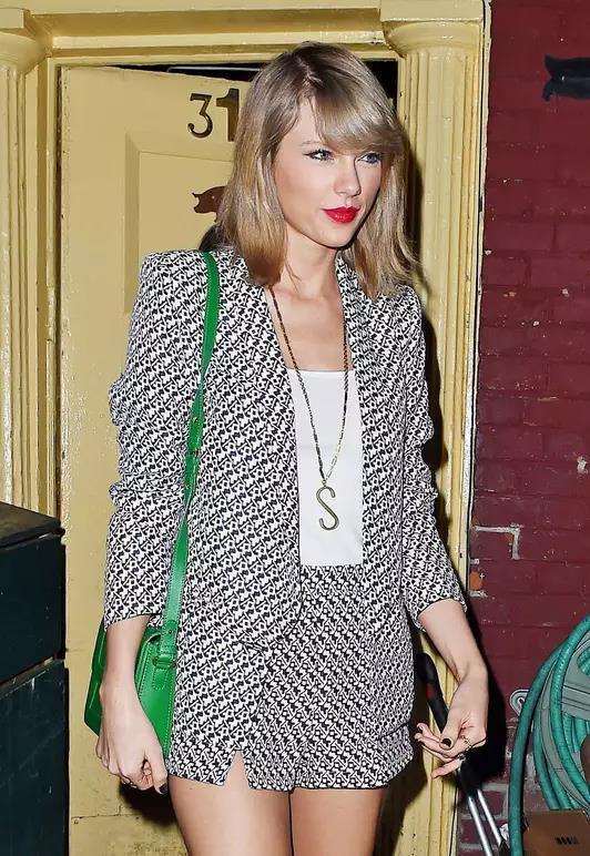 平价珠宝,别样精致——来自Taylor Swift首饰盒的小众饰品