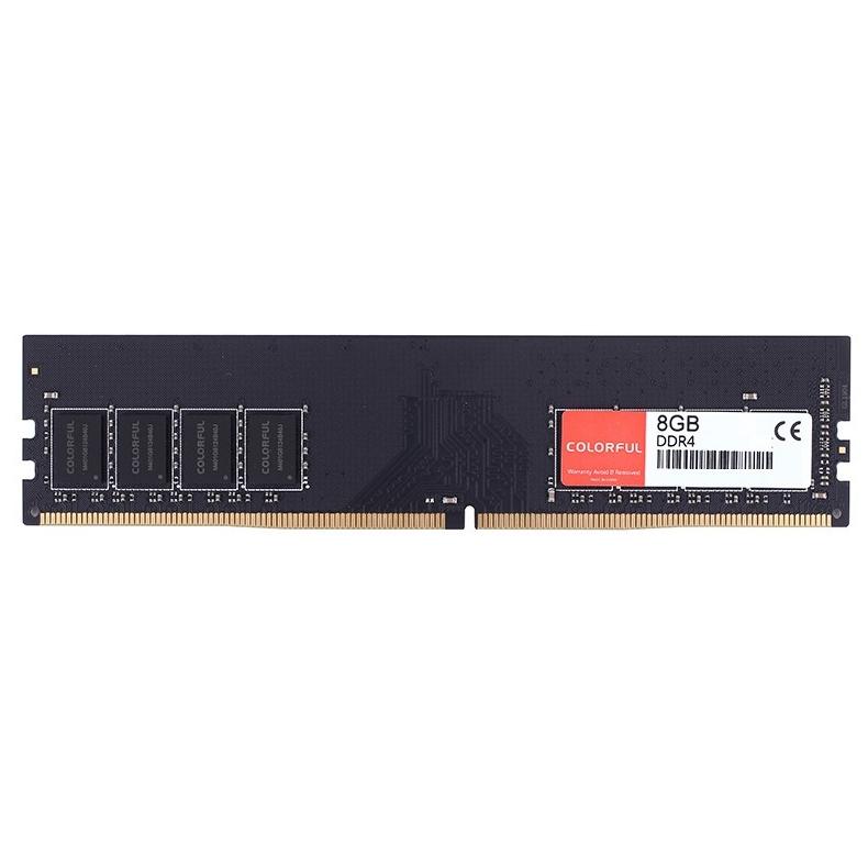 Colorful 七彩虹 DDR4 2666MHz 台式机内存条 8GB