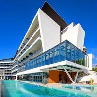 限量免费升级+加床!海南富力湾英迪格酒店 豪华大床房2晚(含早餐+午餐+户外海景泳池)