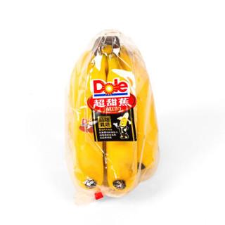 都乐Dole 菲律宾进口高地蕉 香蕉 1把装 新鲜时令进口水果