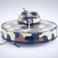 360 扫地机器人 坦克世界限定款
