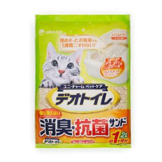 Gaines 佳乐滋 宠物猫砂 沸石猫砂 双层猫砂盆专用 2L