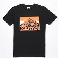 Marmot 土拨鼠 44641 透气弹力棉质T恤