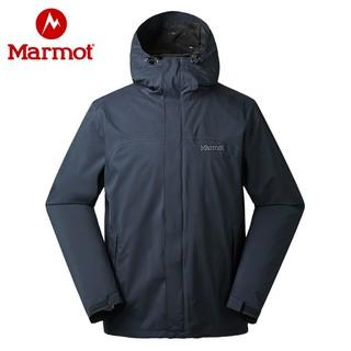 历史低价 : Marmot 土拨鼠 R50180 男士单层冲锋衣