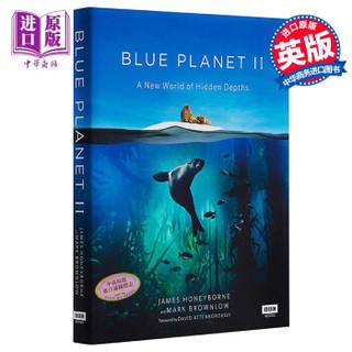 蓝色星球II(BBC纪录片)英文原版 Blue Planet II 同名纪录片热播中