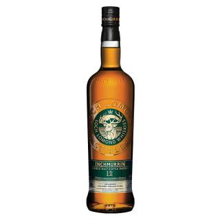 罗曼湖(LOCH LOMOND)迈伦岛 洋酒英国苏格兰 单一麦芽威士忌 12年 46度700ml