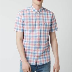 Joules Wilson 男士格子短袖衬衫