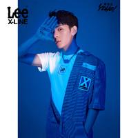 Lee X-LINE L410204LEK11 男士短袖T恤
