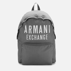 Armani Exchange 男士双肩背包
