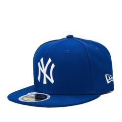 New Era 纽亦华 59Fifty NYY Basic 儿童平檐棒球帽