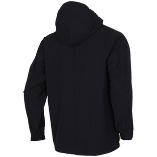 adidas 阿迪达斯  男士夹克外套 FM9394 黑色 L