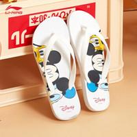 LI-NING 李宁 迪士尼米奇联名款 AGAP002 女子拖鞋