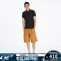 Timberland添柏岚男装20春装新款单珠地修身短袖POLO衫|A1ZK3