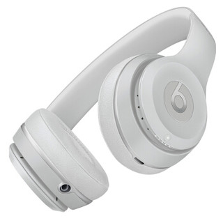 Beats Solo3 Wireless 头戴式耳机 丝缎银