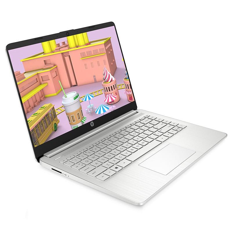 百亿补贴 : HP 惠普 星14 青春版 锐龙版 14英寸 笔记本电脑 (月光银、锐龙R7-4700U、16GB、512GB SSD、核显)