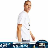Timberland添柏岚男装20春装新款休闲宽松圆领短袖T恤|A1Z4D