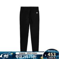 Timberland添柏岚女装20春夏新款户外休闲网面贴布速干透气紧身裤|B5209