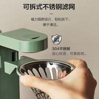 小熊(Bear)美式滴漏咖啡机煮茶器泡茶壶电热水壶咖啡壶 KFJ-A05F1 *2件+凑单品