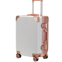 朴上 198-1 男女款18寸旅行拉杆行李箱