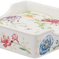 Lenox Butterfly Meadow 名瓷蝶舞花香 餐巾纸盒