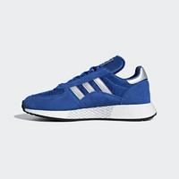 adidas 阿迪达斯 MARATHONx5923 G27862 男女经典休闲鞋 亮蓝/学院蓝/银金属 42