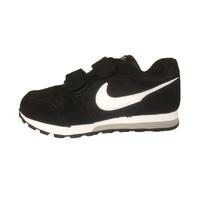 NIKE 耐克 儿童休闲运动鞋 807317-001 黑/白-狼灰 28码
