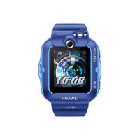 HUAWEI 华为 儿童通话手表 4X 智能手表 映海蓝
