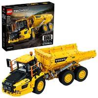 LEGO 乐高 科技系列 42114 6x6 沃尔沃铰接式拖车