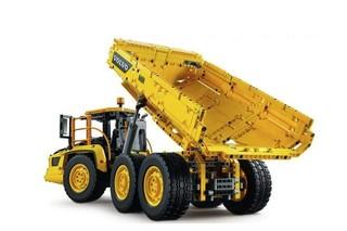 LEGO 乐高 机械组系列 42114 6x6 沃尔沃铰接式拖车