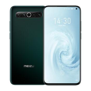 MEIZU 魅族 17 5G手机 8GB+128GB 原野绿