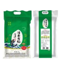京东plus会员:清香有稻 东北五常稻香大米 10斤