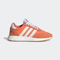 adidas阿迪达斯女士跑鞋 EE4950 橙色/白色 36