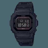 CASIO/卡西欧电波太阳能蓝牙方块男表G-SHOCK数字多功能石英手表