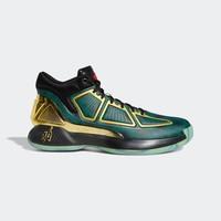adidas 阿迪达斯 D Rose 10 FW3656 男子场上篮球运动鞋 40