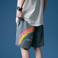 戏狐 103990711594190635 男士夏季休闲短裤