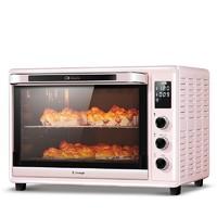 Changdi 长帝 CRDF52WBL 烤箱 52L 粉色