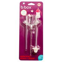 b.box 澳洲 第三代儿童吸管水杯替换套装 (bbox吸管配件宝宝学饮杯替换装吸管+刷子)