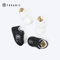 泰兰尼斯 男女宝宝软底机能学步鞋